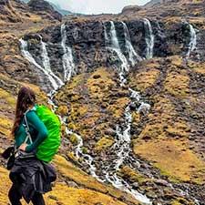 Lares Trek al percorso Machu Picchu Yanahuara