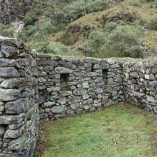 Cammino Inca: architettura e siti archeologici lungo il percorso