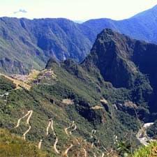 Il paesaggio del Santuario Storico di Machu Picchu
