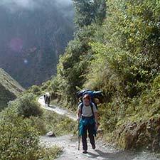 Disponibilità online Cammino Inca a Machu Picchu 2021